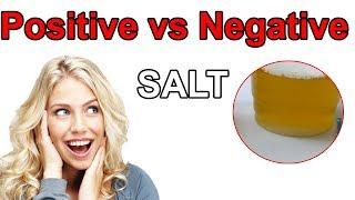 Pregnancy Test With Salt Negative Negative Pregnancy Test With Salt