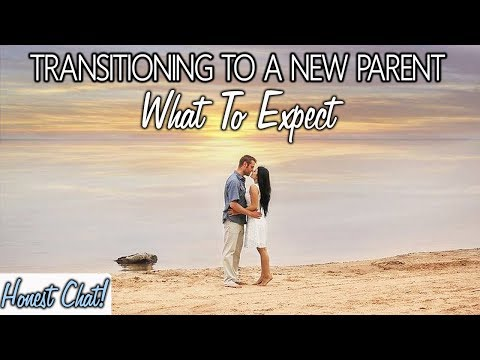 TRANSITIONING FROM A NEWLY WED TO A MOM | What To Expect