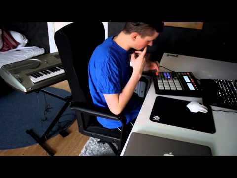 Remaking Dej loaf-Back Up (in Maschine) Native instruments How to sample in maschine