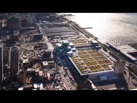 Jacob K. Javits Convention Center - Project of the Week 3/16/15
