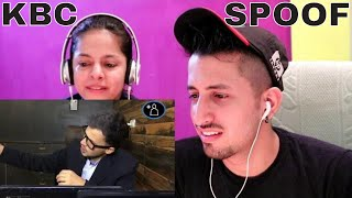 KBC Spoof | Round2Hell | R2H Reaction by Brother Sister