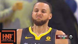 Golden State Warriors vs Houston Rockets 1st Qtr Highlights / Game 4 / 2018 NBA Playoffs