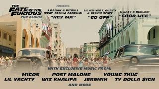 HEY MA - English Version - Fast and Furious 8 | Pitbull & J balvin feat Camilla Cabello