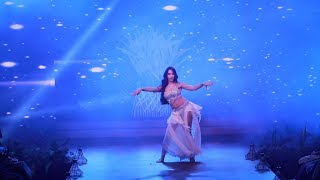 Nora Fatehi's breathtaking performance at Miss India South 2018