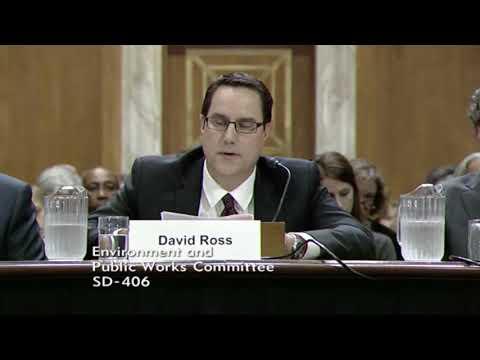 David Ross Hearing