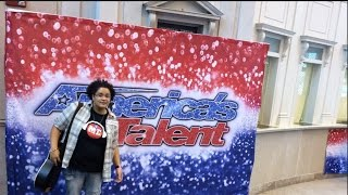 Auditioning For Americas Got Talent What Its Really Like  Agt Auditions