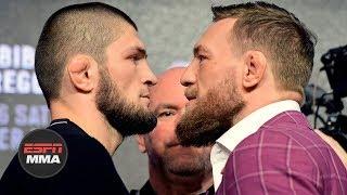The saga of Conor McGregor and Khabib Nurmagomedov | ESPN MMA