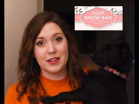 ~My Benefit Brow Bar Experience~