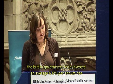 Changing Mental Health Services (for hearing impaired)