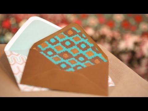 DIY Paper Envelopes | Kin Community