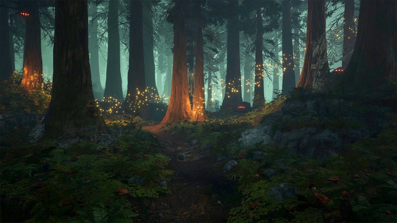 Enchanted Forest - Music & Ambience ✨🌲🧚🏻