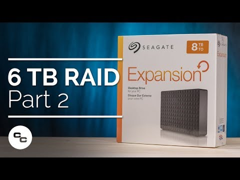 6 TB LaCie 2big RAID Setup (Part 2) - Krazy Ken's Tech Misadventures