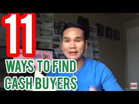 11 Ways To Built Your CASH BUYERS List Instantly & Sell Your Wholesale Deal -Wholesaling Houses
