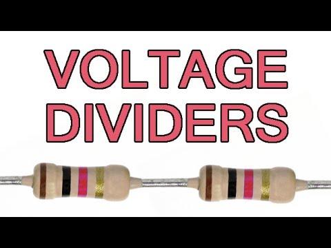 Voltage divider tutorial
