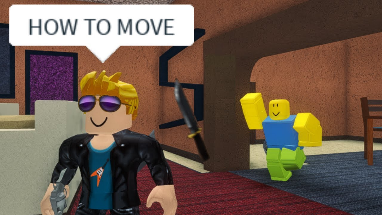 The Funniest Roblox Murder Mystery 2 Moments of 2020
