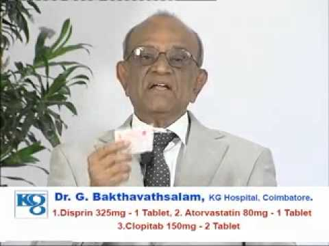 Dr. speak Life saving tablets avoid heart attack