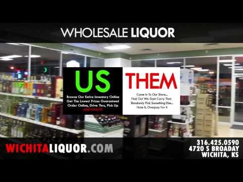 Wichita Wholesale Liquor at 4720 S Broadway - (316)425-0590 - 360 View