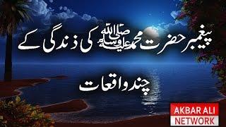 Prophet Hazrat MUHAMMAD (S) Short Story In Urdu/Hindi