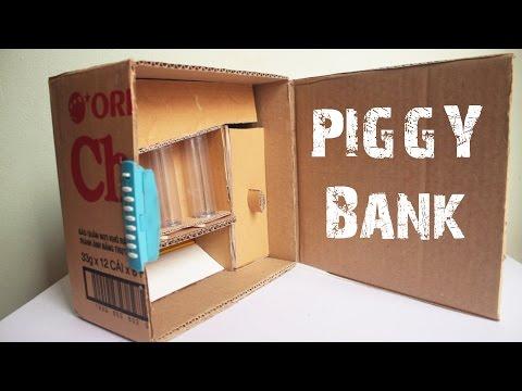 How to make an SECRET PIGGY BANK at Home #3 - Teaser Clip