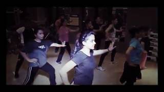 Special dance workout on the song muqabla