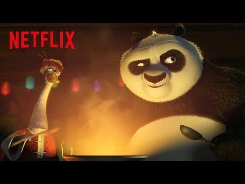 Po's Holiday Dinner   Kung Fu Panda: Holiday   Netflix