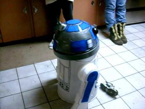 Star Wars - Sweet R2D2 Costume