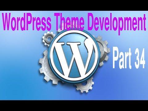Wordpress Theme Development Tutorial Step by Step Video – Sidebar Register-Wordpress Bangla Tutorial