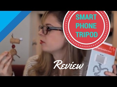 Reviewing Gorilla Pod Stand for Smartphones