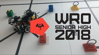 WRO 2018 Elementary MultiFruit Edition 27 Seconds,YQI3W