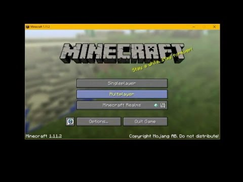 How to Play Minecraft on a Chromebook!
