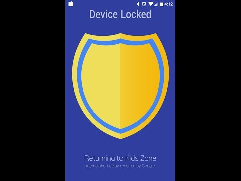 Android Parental Control Made Easy with Free Kids Zone App!