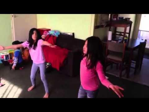 Andrea and trisha change your life dance