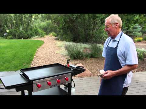 Camp Chef Flat Top Grill Features