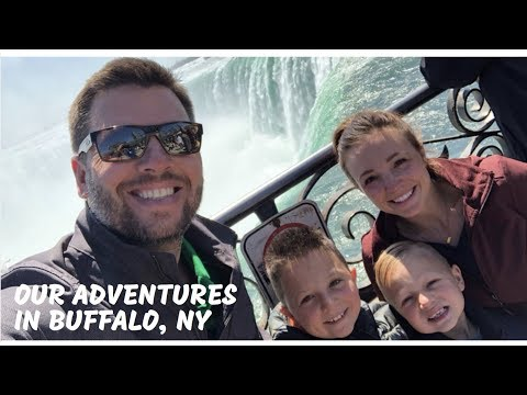 Our Adventure in Buffalo, NY | April 2018
