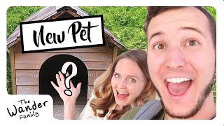 NEW FAMILY PET!?!