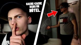 LE MEILLEUR CACHE-CACHE DU MONDE DANS UN HÔTEL ! - TIM