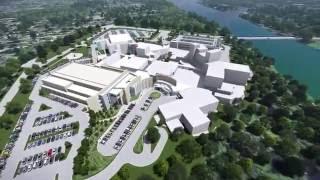 Lakeland Medical Center, Pavilion - Fly-through