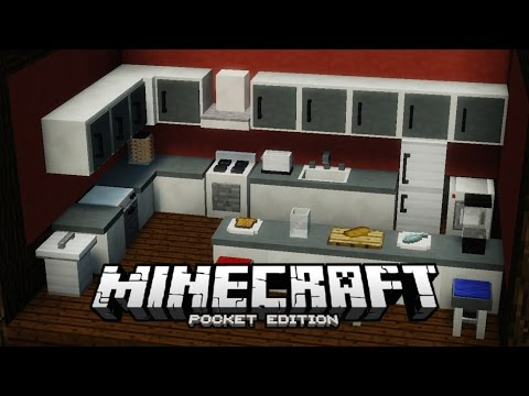 Basic Furniture Ideas | Tutorial | Minecraft