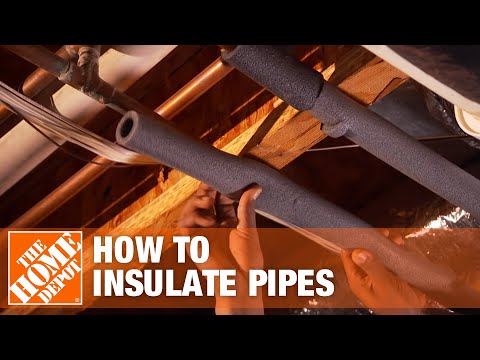How to Insulate Pipes: Weatherization Tips