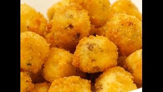 Paneer Popcorns