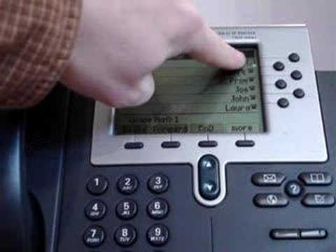 Cisco 7940 Voicemail Retrieval