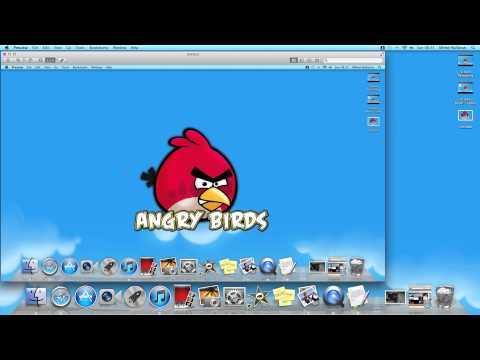 How to take a screenshot - Mac os x Lion