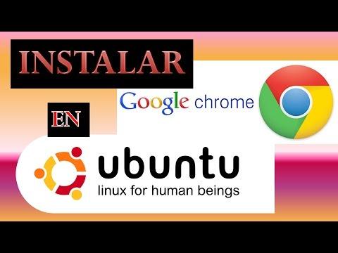 ➡️ TUTORIAL ubuntu COMO INSTALAR  Google Chrome en Ubuntu _2017