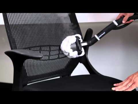 How to Clean Office Chairs with a Steam Cleaner