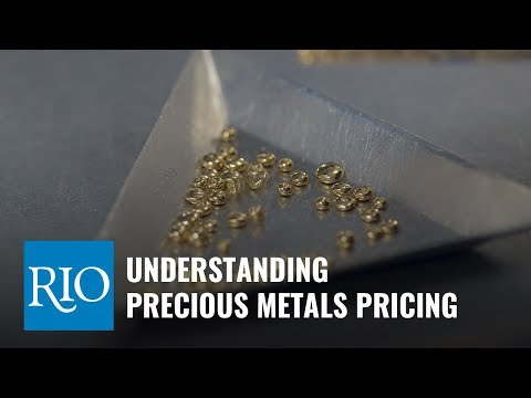 Understanding Precious Metals Pricing at Rio Grande