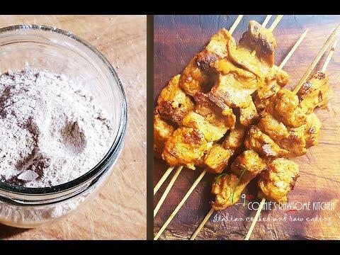 VEGAN SHISH TAOUK SEASONING - FOR Lebanese chikon skewers | Connie's RAWsome kitchen