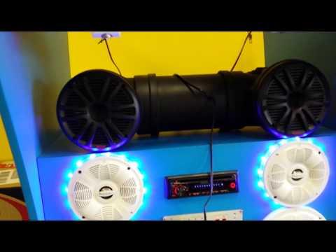 Boss Audio ATV Tube!