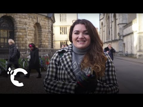 A Day in the Life: Oxford Theology Student