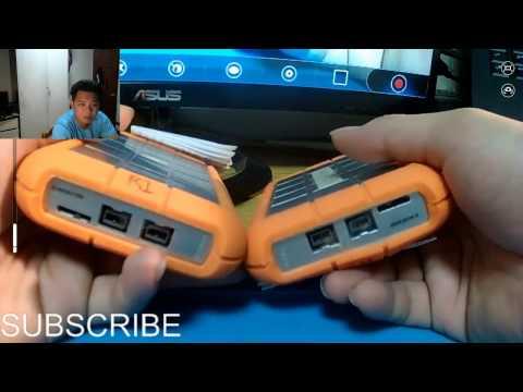 Lacie Rugged USB 3.0 2TB Review - lacie 2tb rugged thunderbolt/usb 3.0 hard drive