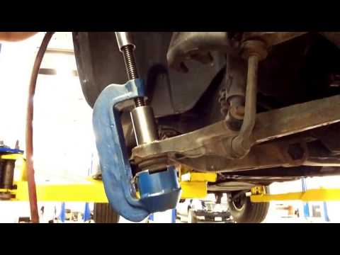 How to replace Dodge Durango Lower Ball joints Replacement steps